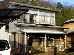 築30年の住宅。 物置小屋として使われていたところを、念願のキッチンカフェにリフォーム!!