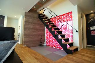 階段下和室