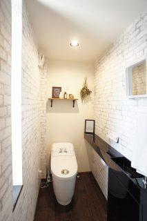 西脇建設 トイレ