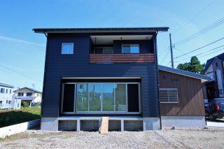 妙高市 自然素材の家
