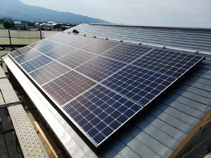 京セラ太陽光パネル