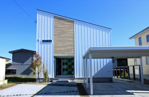 北欧デザイン住宅 トレッティオ