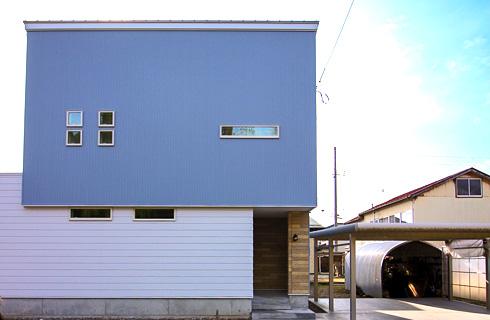 上越市 新築 ゼロエネルギーハウス