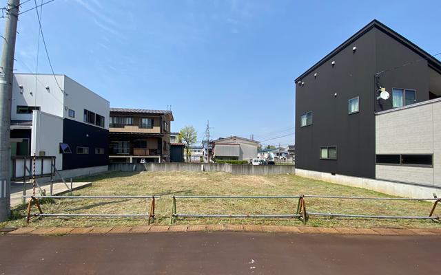 土地 新潟県妙高市中央町