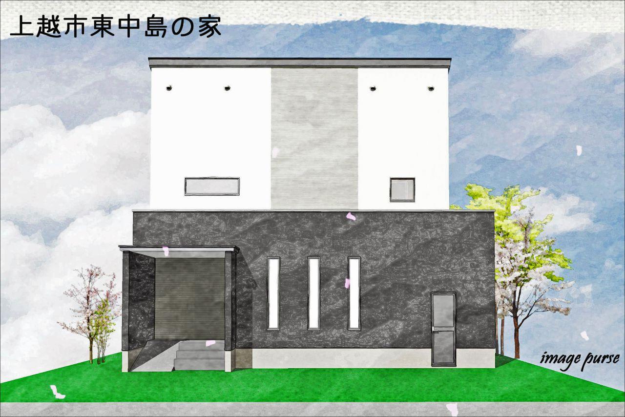 上越市東中島 ゼロエネルギー住宅