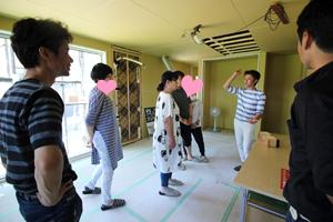 家づくり教室 構造見学