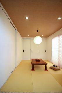 新築 和室