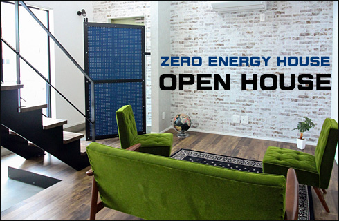オープンハウス「太陽に素直な家」