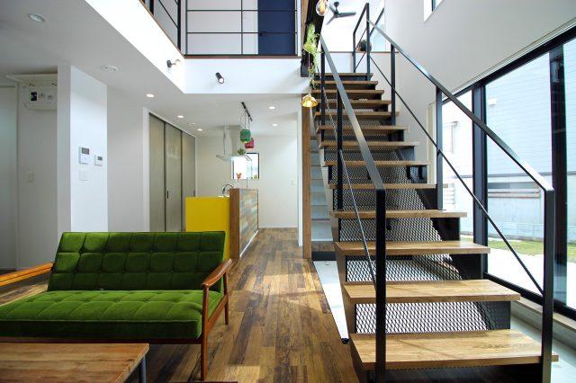ゼロエネルギー住宅 室内