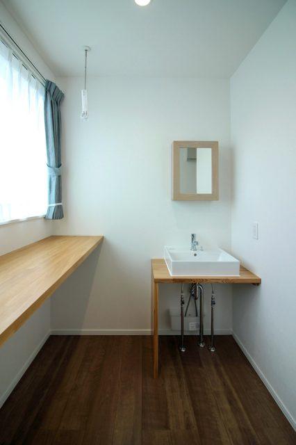 2階洗面室