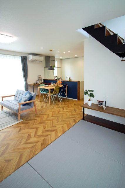 LDK+畳スペース