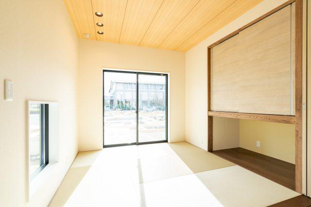 富山市 新築 和室