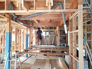 室内 木工事