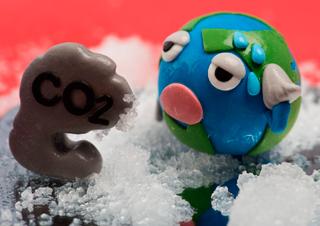 地球温暖化ストップ