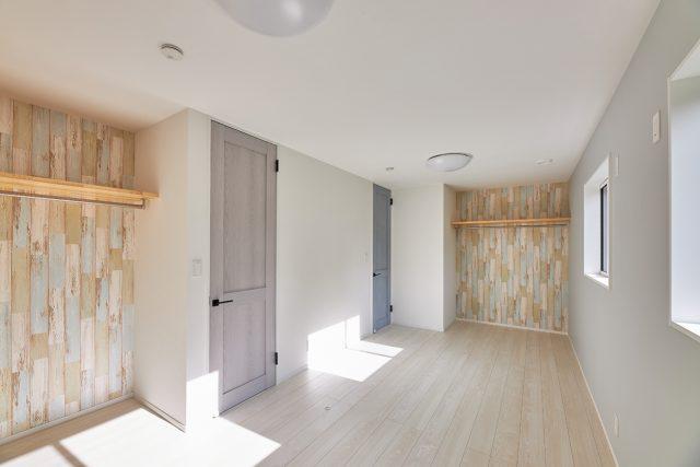 上越市 新築住宅 子供部屋