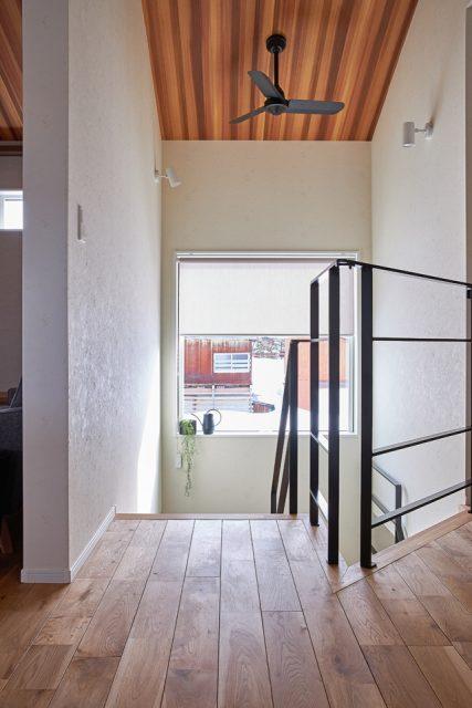 住宅新築 階段