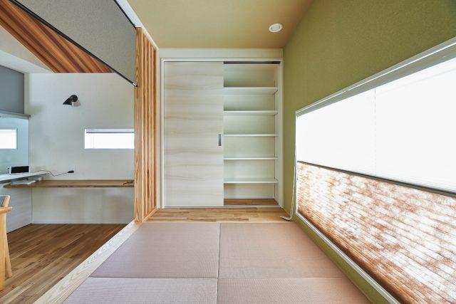 住宅新築 和室
