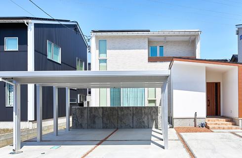 上越市 住宅新築