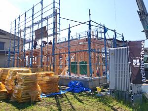 妙高市 新築住宅 建て方
