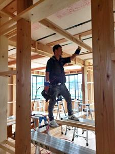 リノベーション 木工事