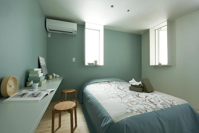 トレッティオ アルク 寝室