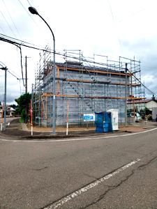 三和区 新築工事