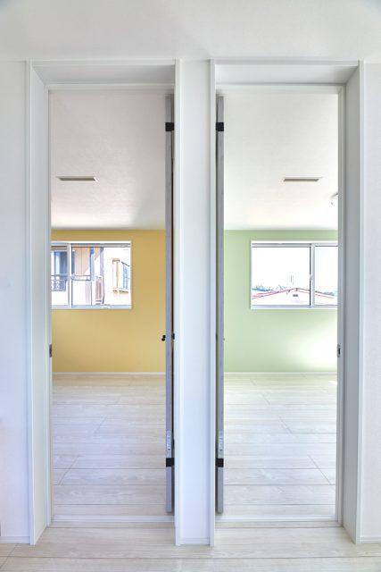妙高市 新築 子供室